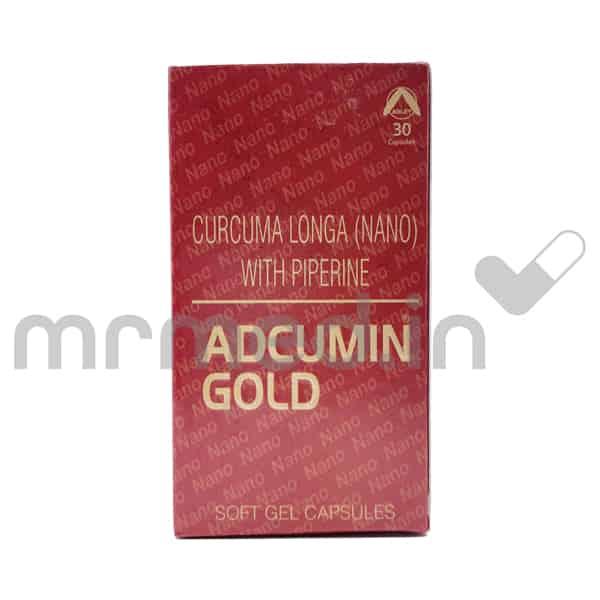 ADCUMIN GOLD CAPSULE