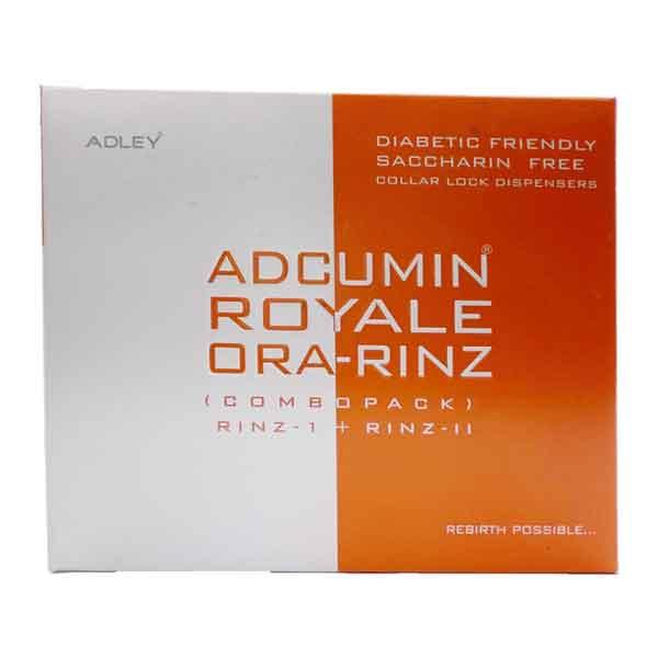 ADCUMIN ROYALE ORA-RINZ SYRUP