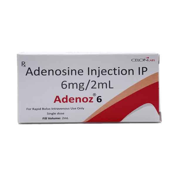 ADENOZ 6MG INJECTION