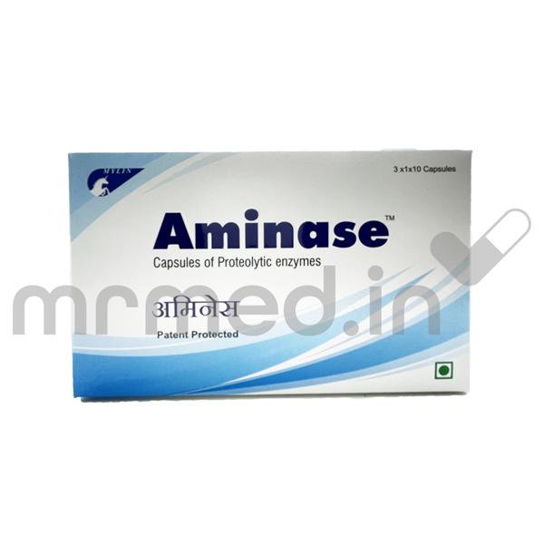 AMINASE CAPSULE