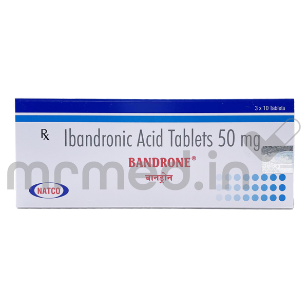 BANDRONE 50MG TABLET