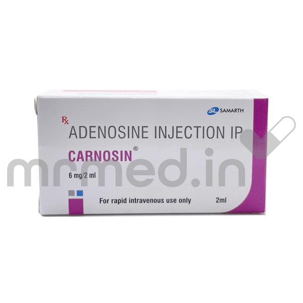 CARNOSIN 6MG INJECTION