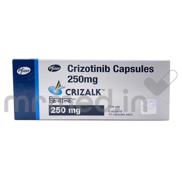CRIZALK 250MG CAPSULE